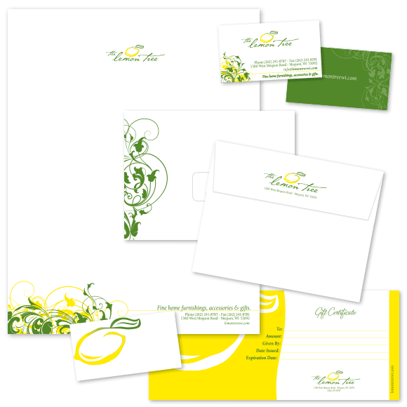 Lemon Tree Branding